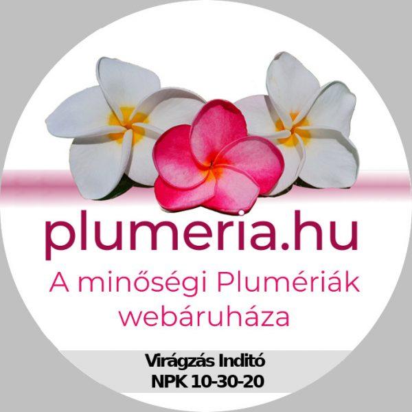 Plumeria tápanyag, NPK 10-30-20